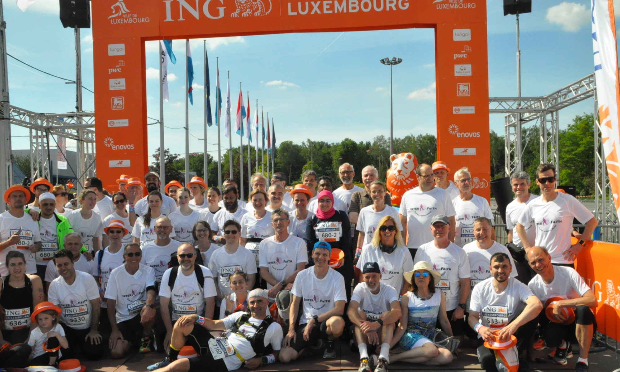 InterFaith - Run for a United World